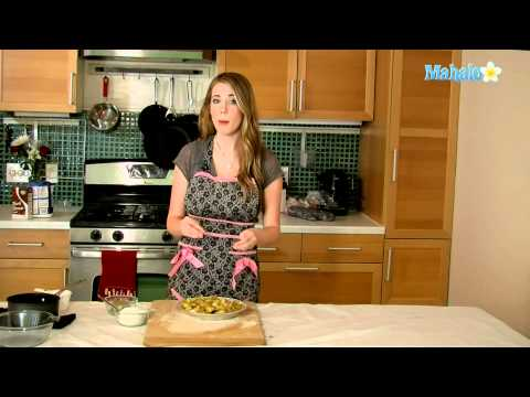 How to Make Dutch Apple Topping