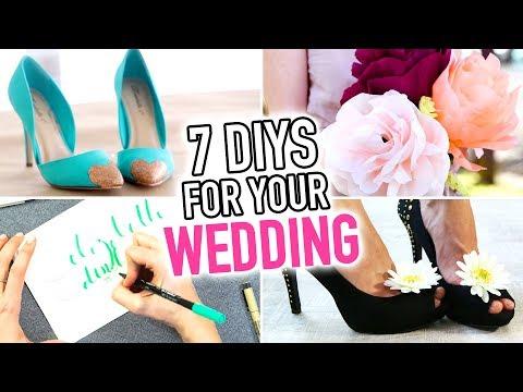 7 DIY Ideas for Your Wedding! - HGTV Handmade