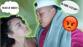 Download CALLING MY BOYFRIEND ″BRO″ FOR 24 HOURS!! ** HE GETS HEATED! ** Video