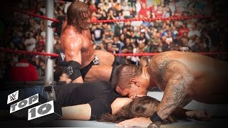 Cold-Blooded Superstar Betrayals: WWE Top 10