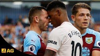 Manchester United - fights and brutal struggle season 2018/2019