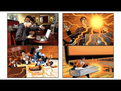 Photoshop Tutorial Now Available: Constructing Commercial Storyboards