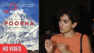 Poorna movie Review | Sanya Malhotra | Special Screening Of Poorna Movie | Viralbollywood