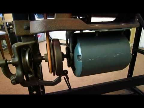 How A Clutch Sewing Machine Motor Works