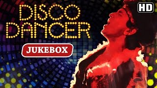 All Songs of Disco Dancer {HD} - Mithun Chakraborty - Rajesh Khanna - Om Puri - Old Hindi Songs