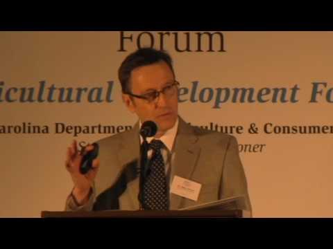 2017 Ag Development Forum: Dr. Blake Brown