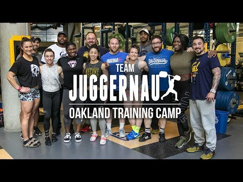 Oakland Training Camp   Team Juggernaut Weightlifting   JTSstrength.com