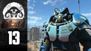 FALLOUT 4 (Chapter 5) #13 : Back to the Vault