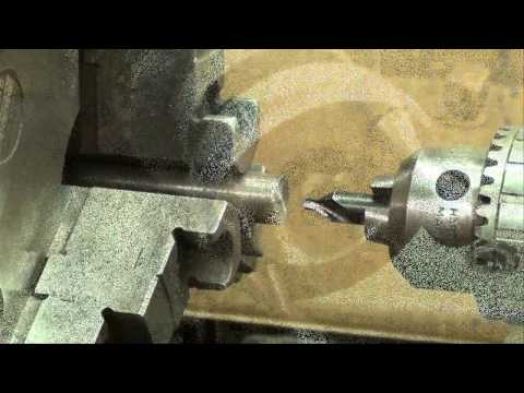 MACHINE SHOP TIPS #107 Making Crank Nuts for South Bend Lathe tubalcain