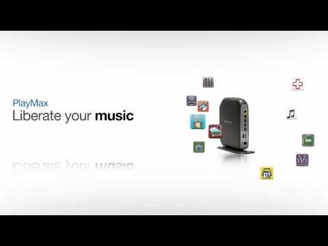 Belkin PlayMax Wireless Router - SurfSharePlay