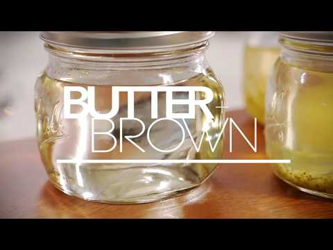 Butter + Brown -  Simple Syrup with Leslie