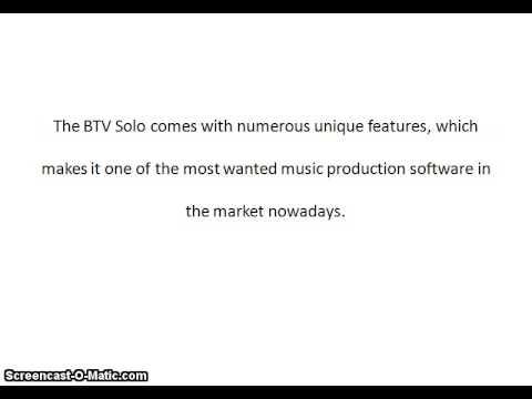 BTV Solo Review   BTV Solo