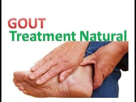 Simple Gout Treatment Natural