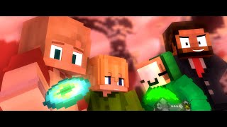 """♪ """"Find The Pieces"""" ♪ - Dream SMP War Animation"""