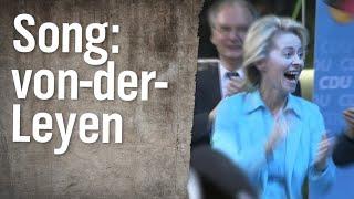 Uschi-von-der-Leyen-Song | extra 3 | NDR