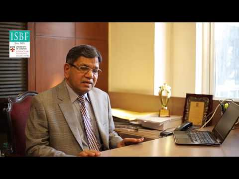 Globally Renowned Curriculum - Dr  G L  Tayal - Dean, ISBF