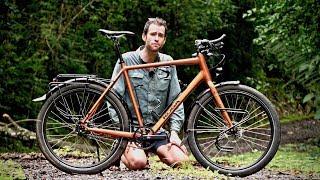 The 2020 KOGA WorldTraveller-S is a $6000 Indestructible Touring Bike