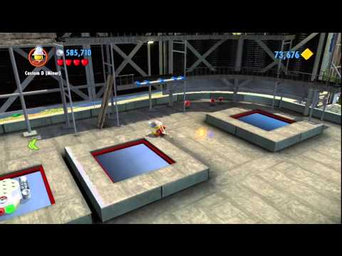 Lego City Undercover Chapter 5 Part 3