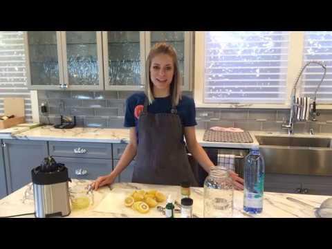 Anti-Inflammatory Turmeric Lemonade