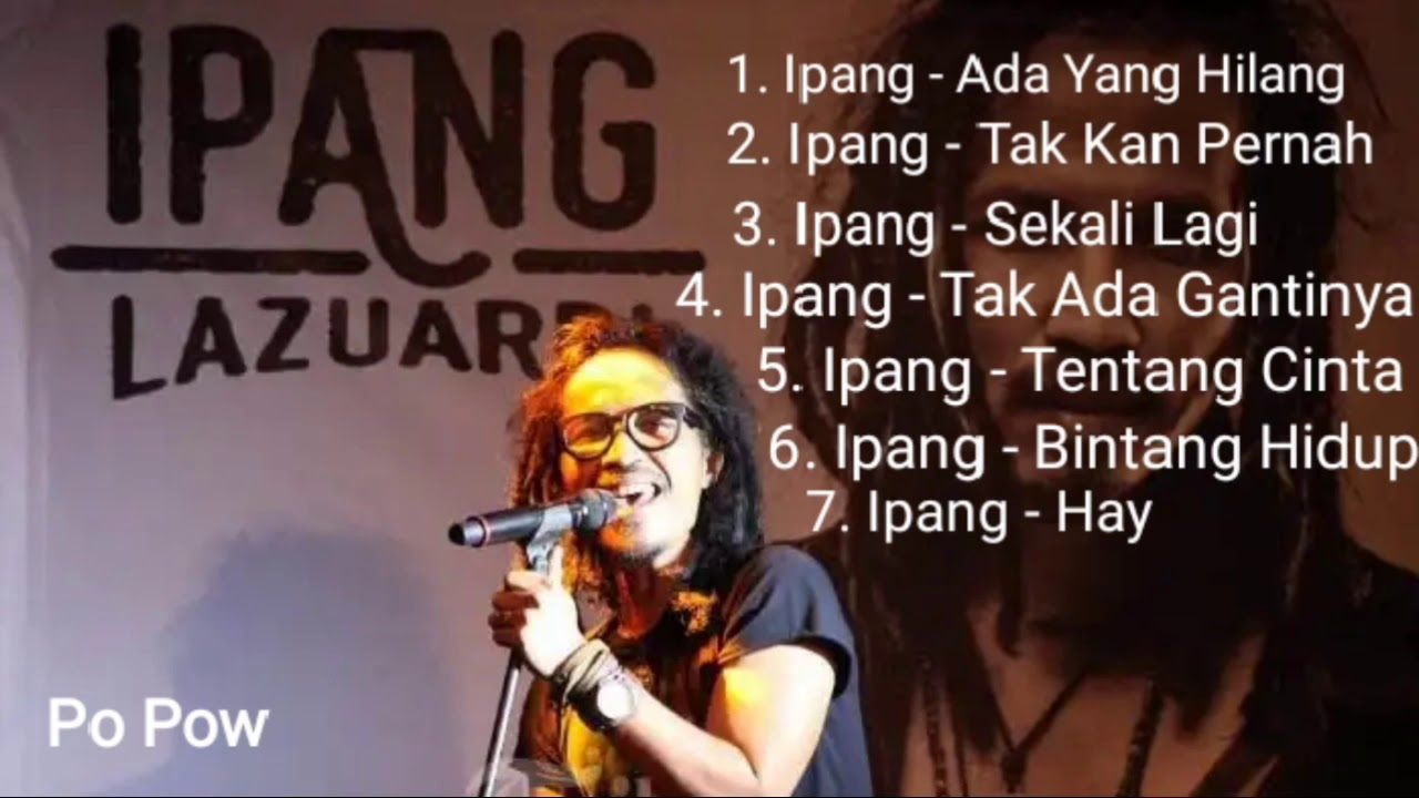 Download Lagu Terbaik Ipang Lazuardi (Bip) MP3 Gratis