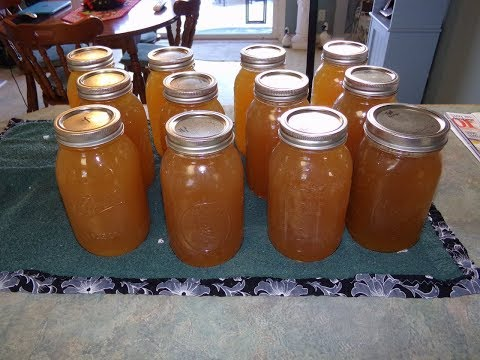 How To Make And Can Turkey Stock In Your Pressure Canner