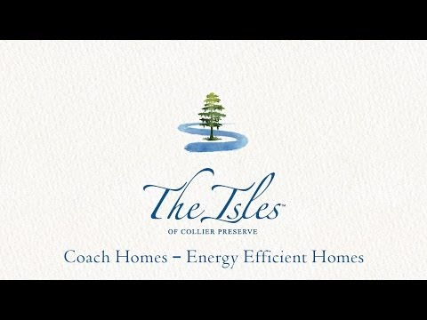 Isles of Collier Preserve Energy Efficient Homes For Sale in Naples, FL