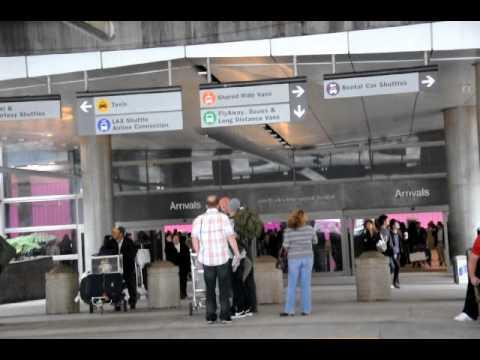 LAX Airport Transportation Services.avi