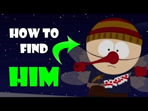 HOW TO FIND MOSQUITO IN SOUTH PARK THE FRACTURED BUT WHOLE?! 2017