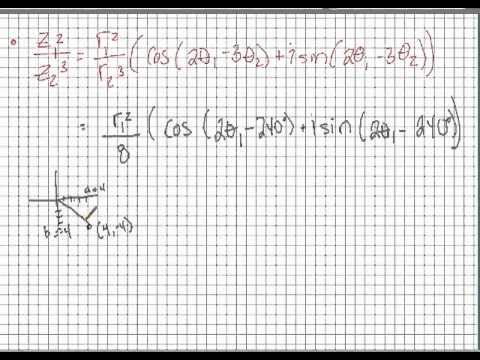 Finding the quotient of complex numbers
