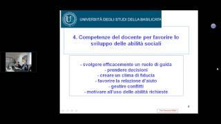 Relazione dott. Domenico Milito: Cooperative learning e nuove tecnologie