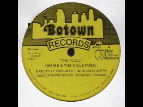 Desire & The Ville Posse - The Ville