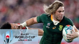 Rugby World Cup 2019 South Africa Vs Japan EXTENDED HIGHLIGHTS 102019 NBC Sports