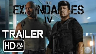 THE EXPENDABLES 4 [HD] Trailer - Sylvester Stallone , The Rock [Fan Made]