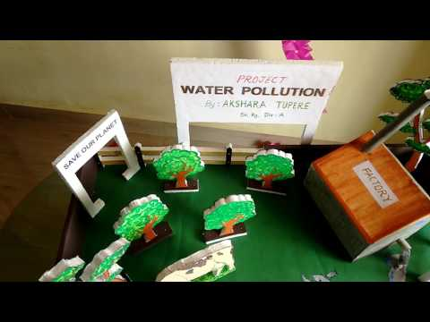 Water Pollution Project Model
