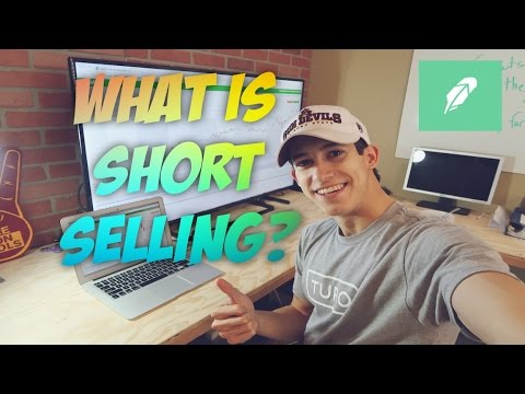 What Is Short Selling A Penny Stock? | The Basics