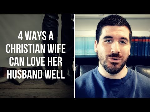 How a Christian Wife Can Love Her Husband According to the Bible (4 Tips)
