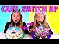 Mystery Box Birthday Cake Switch Up Challenge mp3
