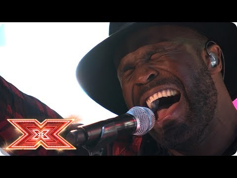 A Whole Lotta Love for Kevin Davy White's Led Zeppelin cover | Final | The X Factor 2017