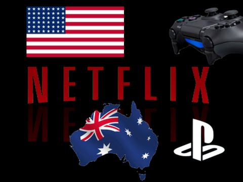 How To Get US/UK Netflix on PS4 [Free]
