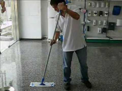 microfiber flat mop