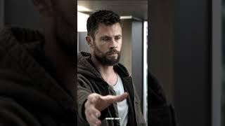 Thor Attitude Status with Captain Marvel 😎#Shorts
