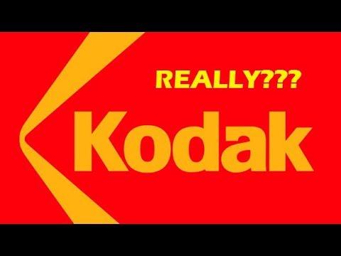 Nukem384 News: Really Kodak?? What Were you Thinking?