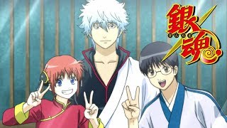 Gintama - Opening 12 | Let's Go Out