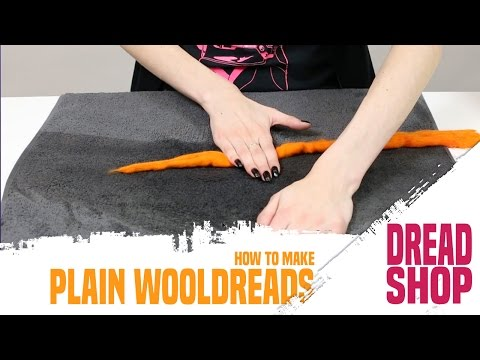 HOW TO | MAKE (PLAIN) WOOLDREADS