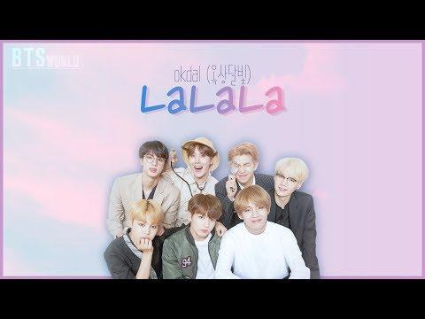 Lalala Bts World Ost By Okdal Bts World Original Soundtrack MP3