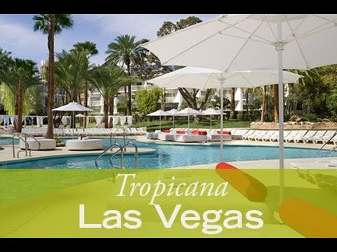 The New Tropicana Hotel and Casino in Las Vegas / Hotels Reviews