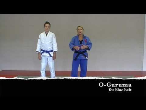 Judo Techniques for Belt Promotion - Blue Belt