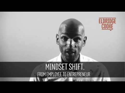 Mindset shift from employee to entrepreneur!