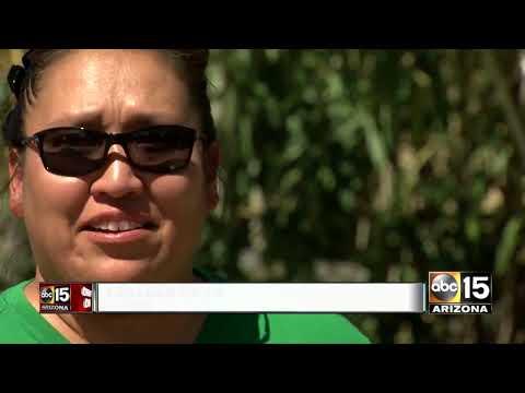 Family of man struck twice in Phoenix road speaks