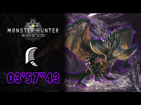 MHW | Tempered Nergigante Critical Draw Great Sword 03'57